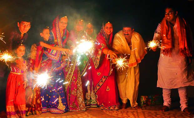 Happy Divali