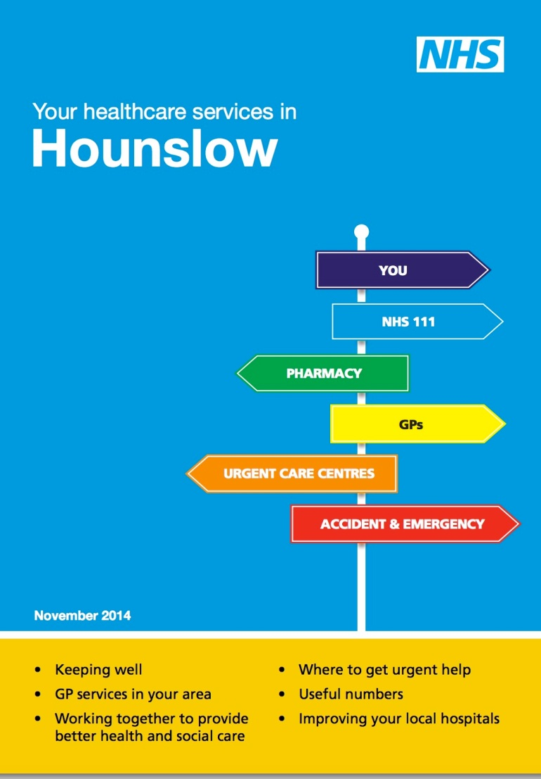 Your Healthcare in Hounslow