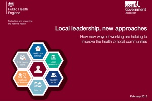 local Leadership, new approaches